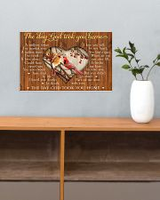 The Day God Took You Home 17x11 Poster poster-landscape-17x11-lifestyle-24