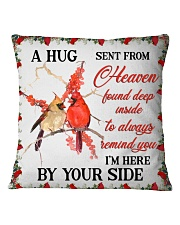 A Hug Sent From Heaven Square Pillowcase front