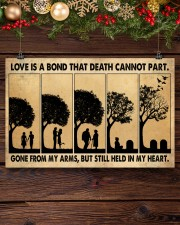 Love Is A Bond 17x11 Poster aos-poster-landscape-17x11-lifestyle-27