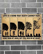 Love Is A Bond 17x11 Poster poster-landscape-17x11-lifestyle-18