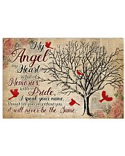 My Angel My Heart  17x11 Poster front