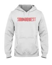 SoundQuest Psychedelic Skull Hoodie -  Hooded Sweatshirt front