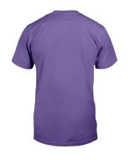 SoundQuest Corona Lisa T-shirt -  Premium Fit Mens Tee back