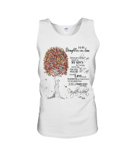 TO MY DAUGHTER IN LAW Unisex Tank thumbnail
