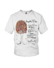 TO MY DAUGHTER IN LAW Youth T-Shirt tile