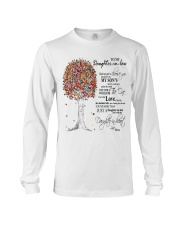 TO MY DAUGHTER IN LAW Long Sleeve Tee tile