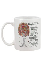 TO MY DAUGHTER IN LAW Mug back