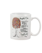 TO MY DAUGHTER IN LAW Mug thumbnail
