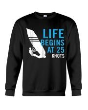 Mens WIndsurf - WIndsurfing - surfing Crewneck Sweatshirt thumbnail