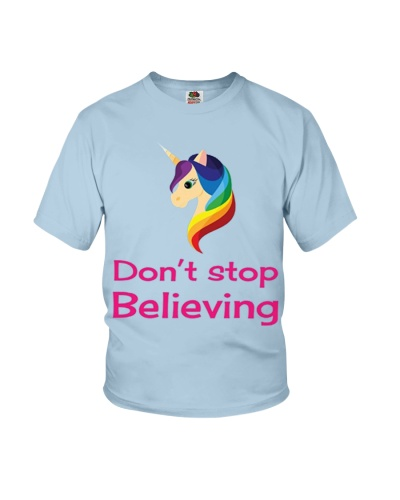 Unicorn Don't Stop Believing