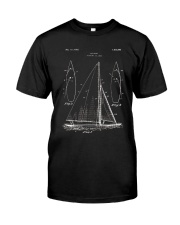 SAILING Classic T-Shirt front