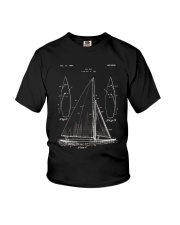 SAILING Youth T-Shirt thumbnail