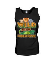 Wild About Kindergarten Back to School Classroom Unisex Tank thumbnail