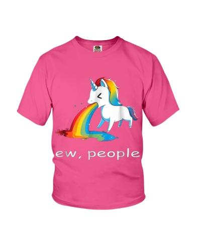 Ew People Unicorn