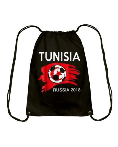 Tunisia Soccer Team 2018 T-Shirt Football Fan