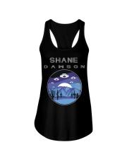 Shane Dawson Area 51 UFO Armada Ladies Flowy Tank thumbnail