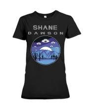 Shane Dawson Area 51 UFO Armada Premium Fit Ladies Tee thumbnail