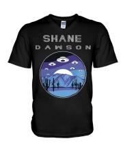 Shane Dawson Area 51 UFO Armada V-Neck T-Shirt thumbnail
