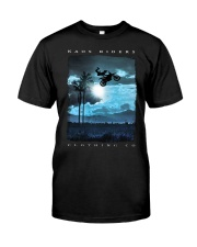 Kaos clothing blue Premium Fit Mens Tee front