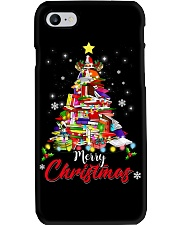 MERRY CHRISTMAS TO BOOK LOVERS Phone Case thumbnail