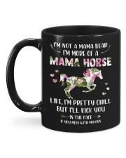 IM MORE OF A MAMA HORSE Mug back