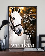 LIFE LOVE DETERMINATION 24x36 Poster lifestyle-poster-2