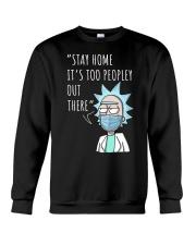 Stay Home Crewneck Sweatshirt thumbnail