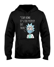 Stay Home Hooded Sweatshirt thumbnail