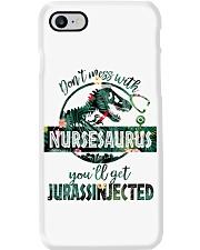 FUNNY NURSE SHIRT Phone Case thumbnail