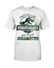 FUNNY NURSE SHIRT Classic T-Shirt thumbnail