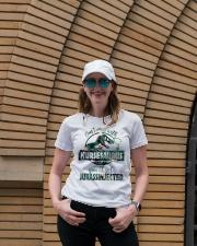 FUNNY NURSE SHIRT Ladies T-Shirt lifestyle-women-crewneck-front-4