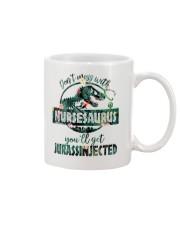 FUNNY NURSE SHIRT Mug thumbnail