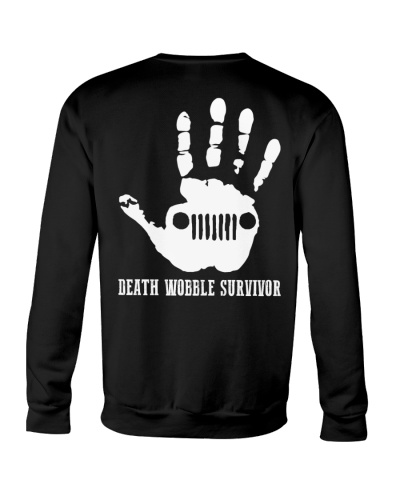 DEATH WOBBLE SURVIVOR