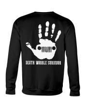 DEATH WOBBLE SURVIVOR Crewneck Sweatshirt thumbnail