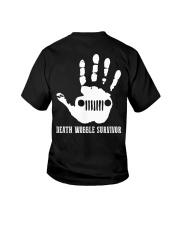 DEATH WOBBLE SURVIVOR Youth T-Shirt thumbnail