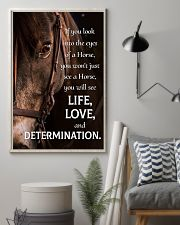 LIFE LOVE DETERMINATION 24x36 Poster lifestyle-poster-1