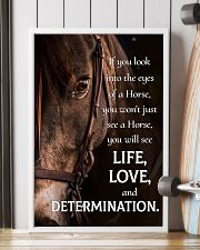 LIFE LOVE DETERMINATION 24x36 Poster lifestyle-poster-4