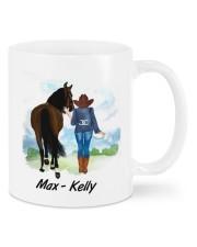 JUST A GIRL WHO LOVES HORSES Mug front