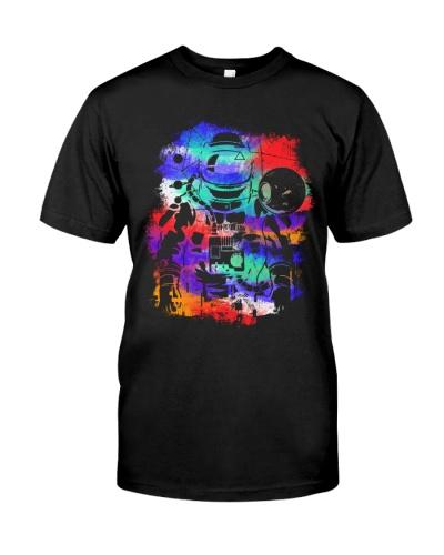 Astronaut Shirt and Hoodies