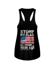 I'll Stomp You Men's Shirts and Hoodies Ladies Flowy Tank thumbnail