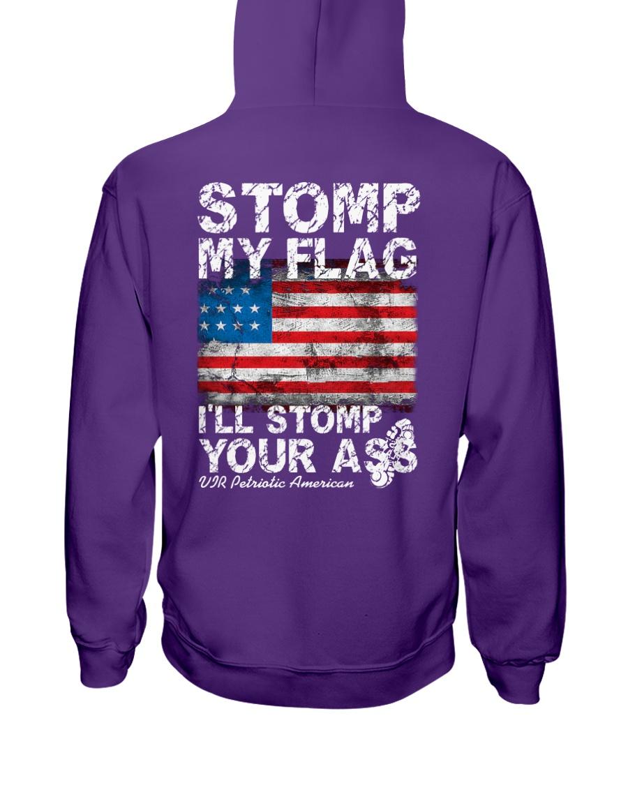I'll Stomp You Men's Shirts and Hoodies Hooded Sweatshirt