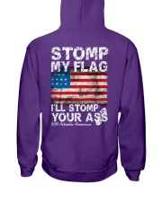 I'll Stomp You Men's Shirts and Hoodies Hooded Sweatshirt back