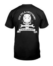 Mechanic Mechanic Classic T-Shirt thumbnail