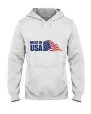 usa t shirt Hooded Sweatshirt thumbnail
