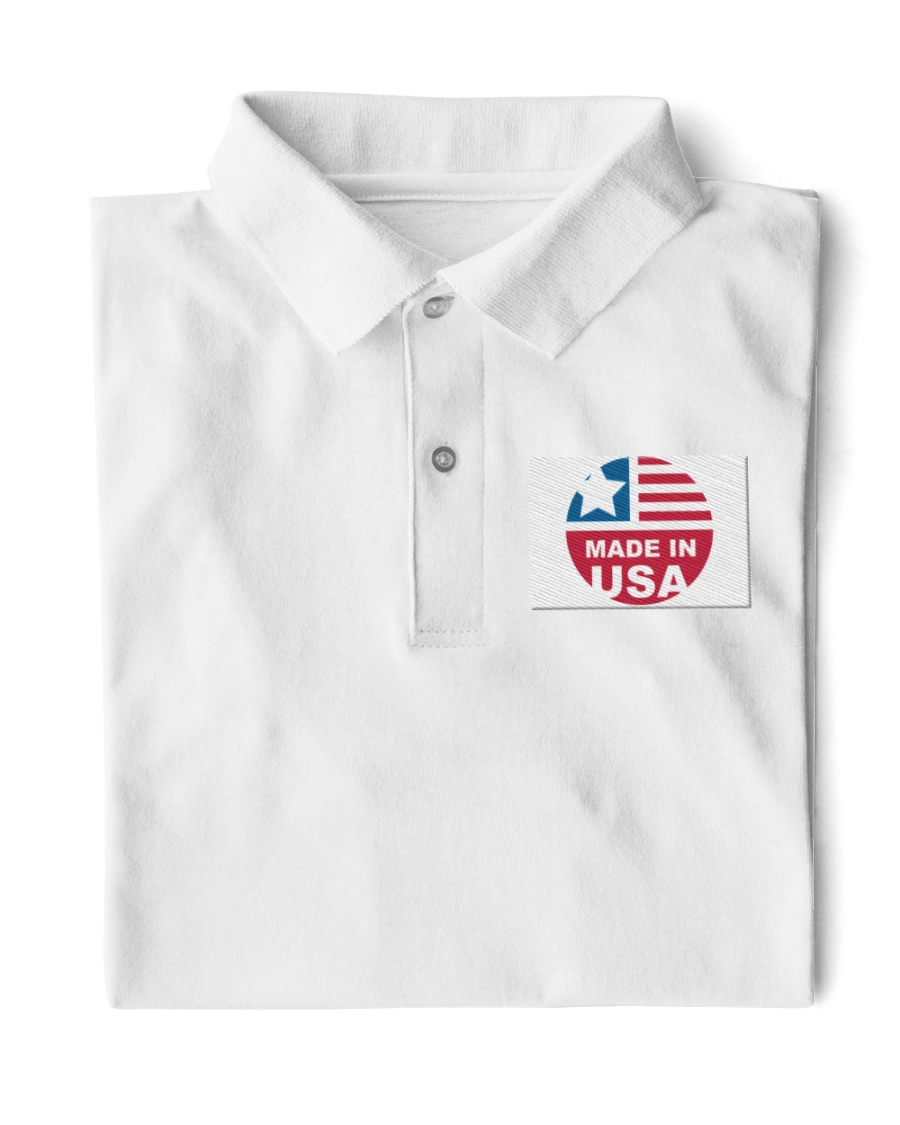usa t shirt Classic Polo