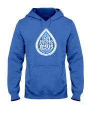 Baptism Shirt: I Have Decided to Follow Jesus Hooded Sweatshirt thumbnail