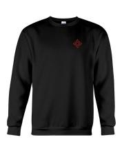 hard personal3 Crewneck Sweatshirt front