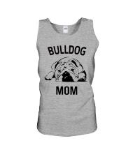 Bulldog T Shirt - Bulldog Mom - English Bulldog  Unisex Tank thumbnail