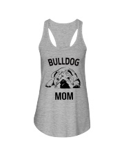 Bulldog T Shirt - Bulldog Mom - English Bulldog  Ladies Flowy Tank thumbnail