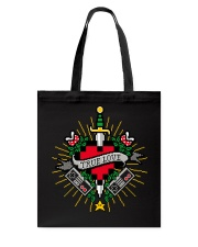 Nerdy Love Tote Bag front